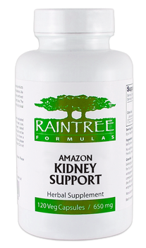 Amazon Kidney Support - 120 Capsules by Raintree