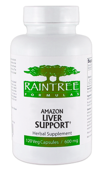 Amazon Liver Support - 120 Capsules by Raintree