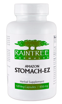 Amazon Stomach-EZ - 120 Capsules by Raintree