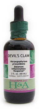 Devil's Claw Liquid Extract by Herbalist & Alchemist