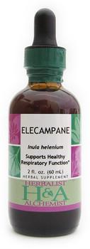 Elecampane liquid Extract by Herbalist & Alchemist