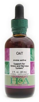 Oat Liquid Extract by Herbalist & Alchemist