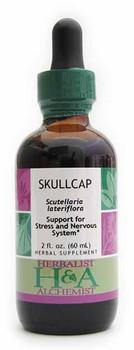 Skullcap Liquid Extract by Herbalist & Alchemist