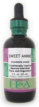 Sweet Annie Liquid Extract by Herbalist & Alchemist