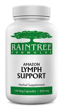 Amazon Lymph Support - 120 Capsules by Raintree