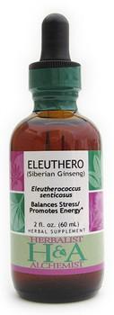 Eleuthero (Siberian Ginseng) by Herbalist & Alchemist