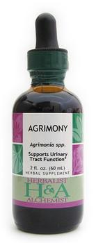 Agrimony Liquid Extract by Herbalist & Alchemist