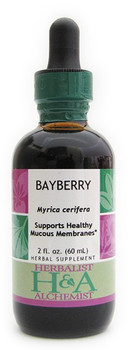 Bayberry Liquid Extract by Herbalist & Alchemist