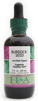 Burdock Seed Liquid Extract by Herbalist & Alchemist