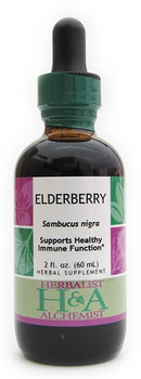 Elderberry Liquid Extract by Herbalist & Alchemist