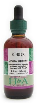 Ginger 2 oz. by Herbalist & Alchemist