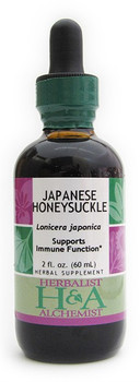 Japanese Honeysuckle by Herbalist & Alchemist