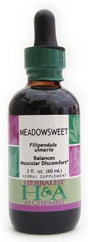 Meadowsweet Liquid Extract by Herbalist & Alchemist