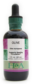 Olive Liquid Extract by Herbalist & Alchemist