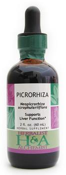 Picrorhiza 2 oz. by Herbalist & Alchemist