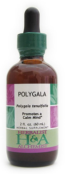 Polygala Liquid Extract by Herbalist & Alchemist