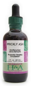 Prickly Ash Liquid Extract by Herbalist & Alchemist