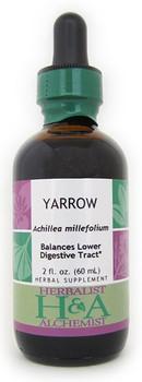 Yarrow Liquid Extract by Herbalist & Alchemist