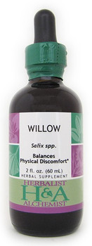 Willow Liquid Extract by Herbalist & Alchemist