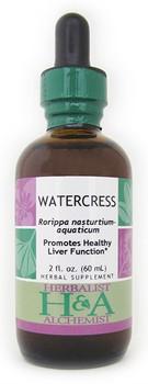 Watercress Liquid Extract by Herbalist & Alchemist