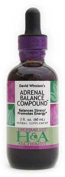 Adrenal Balance Compound 2 oz. by Herbalist & Alchemist