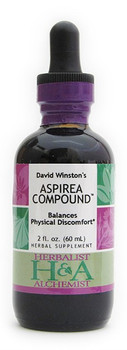 Aspirea Compound 2 oz. by Herbalist & Alchemist