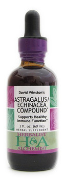 Astragalus/Echinacea Compound with Andrographis 2 oz. by Herbalist & Alchemist