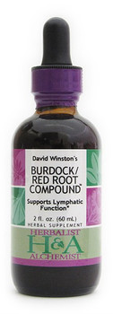Burdock/Red Root Compound 2 oz. by Herbalist & Alchemist
