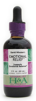 Emotional Relief 2 oz. by Herbalist & Alchemist