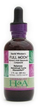 Full Moon-Women's Anti-Spasmodic 2 oz. by Herbalist & Alchemist