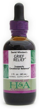 Grief Relief 2 oz. by Herbalist & Alchemist