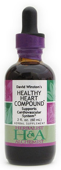 Healthy Heart Compound 2 oz. by Herbalist & Alchemist