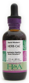 Herb-Cal 2 oz. by Herbalist & Alchemist