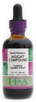 Insight Compound 2 oz. by Herbalist & Alchemist