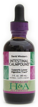 Intestinal Calmpound 2 oz. by Herbalist & Alchemist