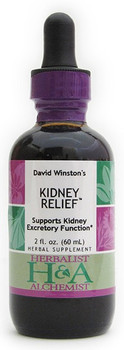 Kidney Relief 2 oz. by Herbalist & Alchemist