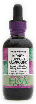 Kidney Support Compound 2 oz. by Herbalist & Alchemist