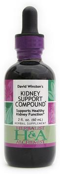 Kidney Support Compound 2 oz. by Herbalist & Alchemist