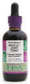 Muscle/Joint Tonic 2 oz. by Herbalist & Alchemist