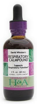 Respiratory Calmpound 2 oz. by Herbalist & Alchemist
