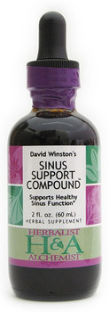 Sinus Support Compound 2 oz. by Herbalist & Alchemist
