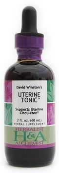 Uterine Tonic 2 oz. by Herbalist & Alchemist