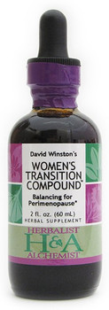 Women's Transition Compound 2 oz. by Herbalist & Alchemist