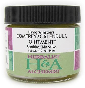 Comfrey/Calendula Ointment 2 oz. by Herbalist & Alchemist