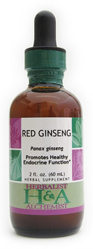 Red Ginseng Liquid Extract by Herbalist & Alchemist