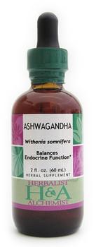 Ashwagandha Liquid Extract by Herbalist & Alchemist