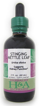 Stinging Nettle Leaf Liquid Extract by Herbalist & Alchemist