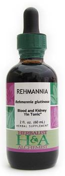 Rehmannia Liquid Extract by Herbalist & Alchemist