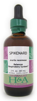 Spikenard Liquid Extract by Herbalist & Alchemist