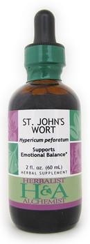 St. John's Wort Liquid Extract by Herbalist & Alchemist